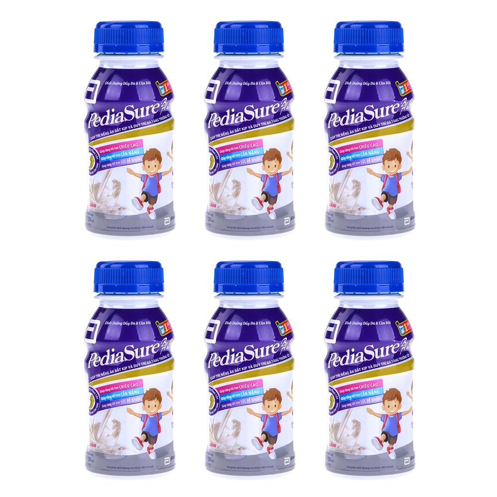 Chai Sữa Nước Abbott Pediasure BA 3+ (237ml)