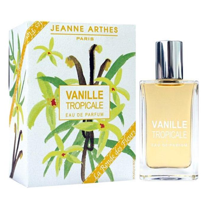 Nước Hoa Nữ Jeanne Arthes Vanille Tropicale 30ml - PFA01821