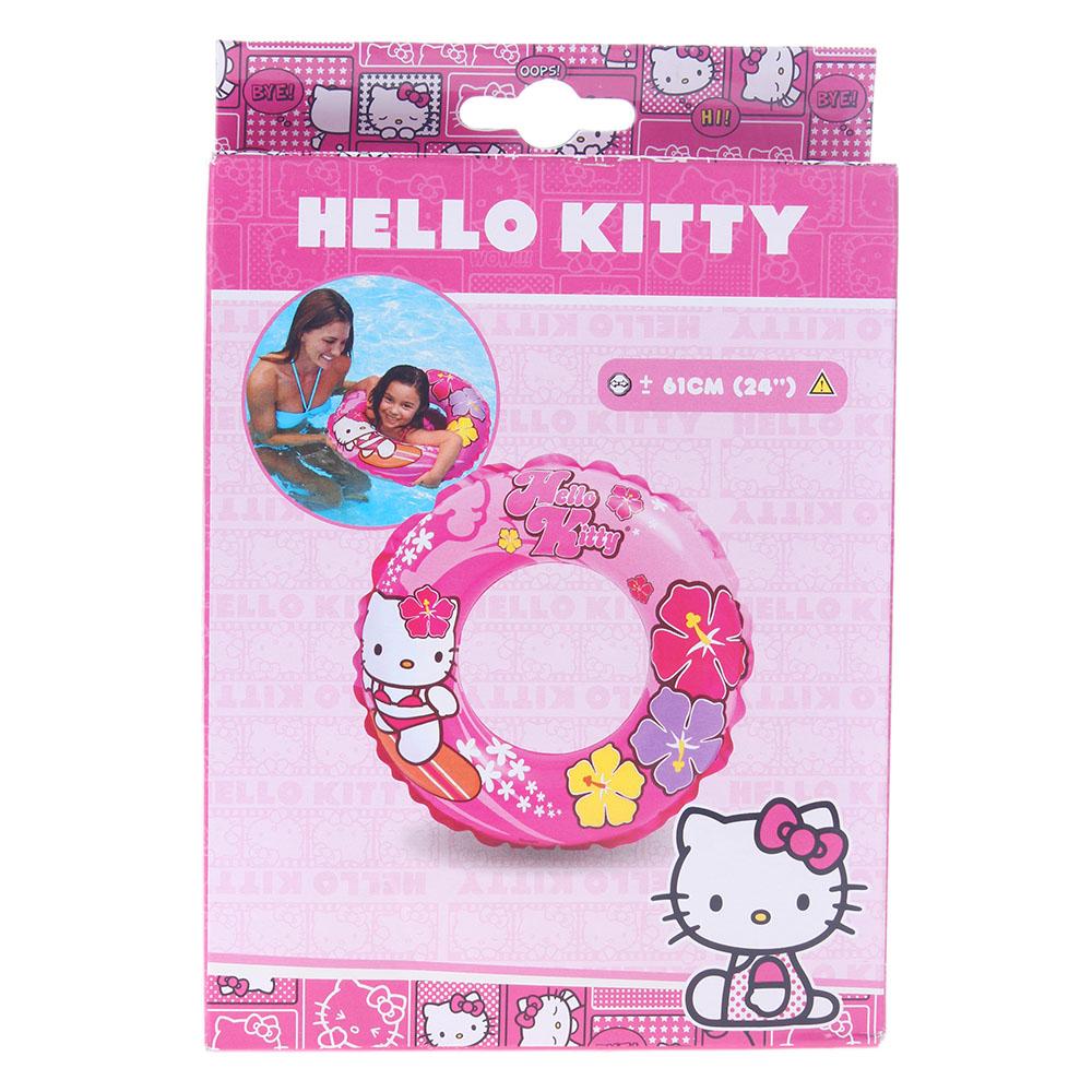 Phao Tròn In Hình Hello Kitty (61cm) - 5709285260219,62_138258,149000,tiki.vn,Phao-Tron-In-Hinh-Hello-Kitty-61cm-62_138258,Phao Tròn In Hình Hello Kitty (61cm)