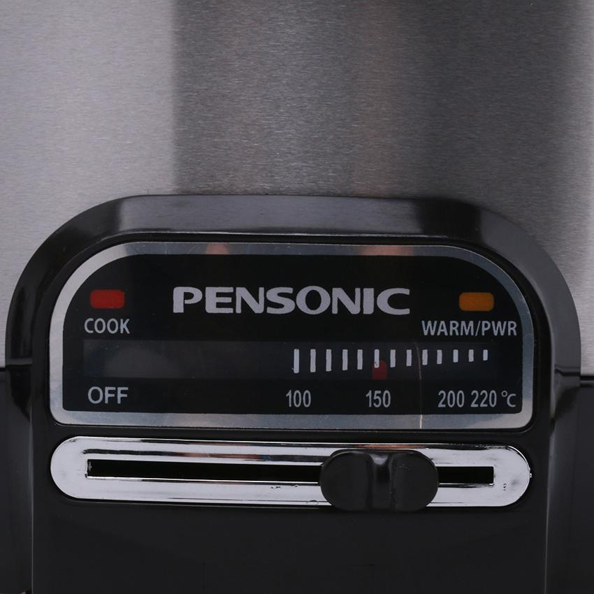Nồi Lẩu Điện Pensonic PMC-401 - 3,5L ( Xám)