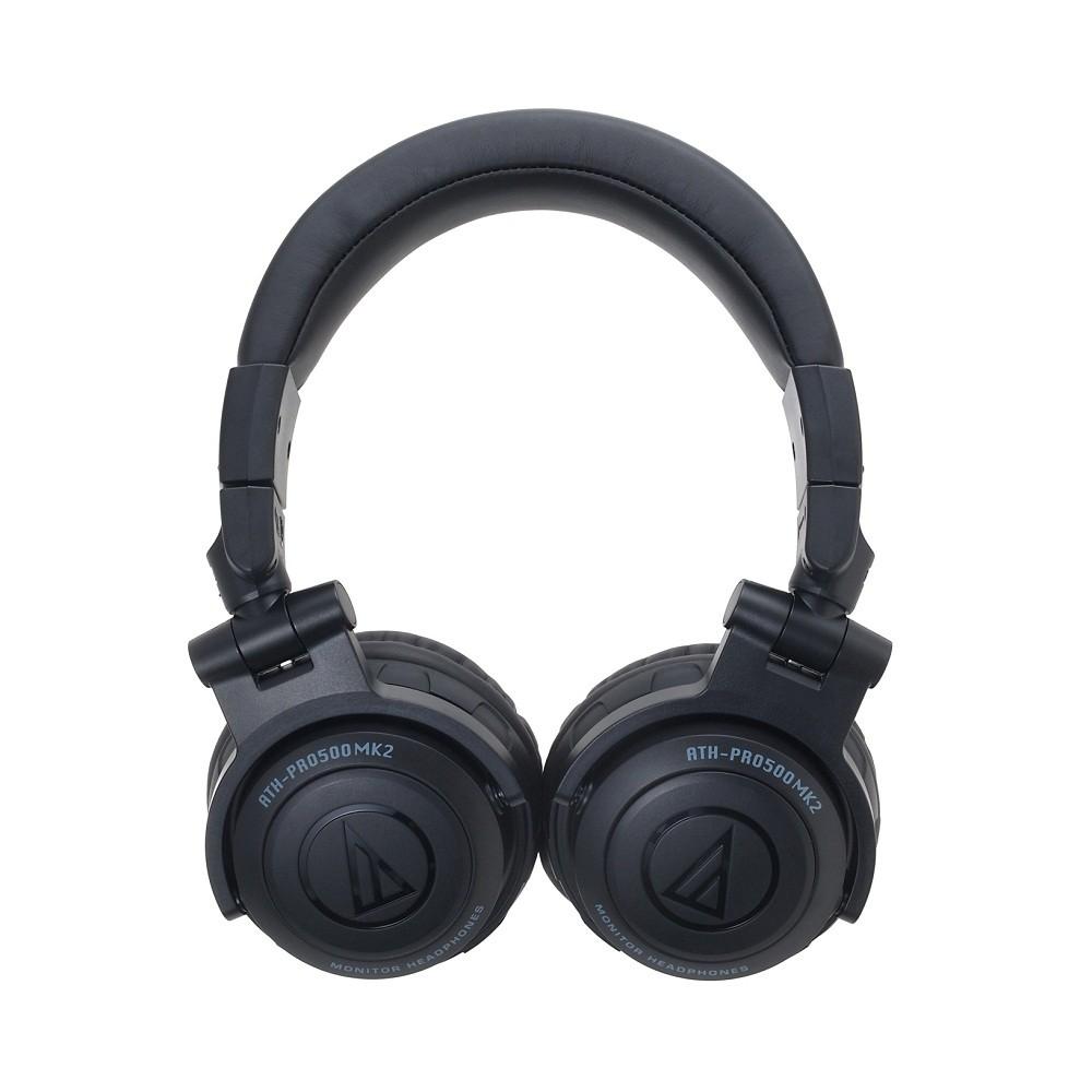Tai Nghe Chụp Tai Audio Technica ATH-PRO500MK2 - Hàng Chính Hãng