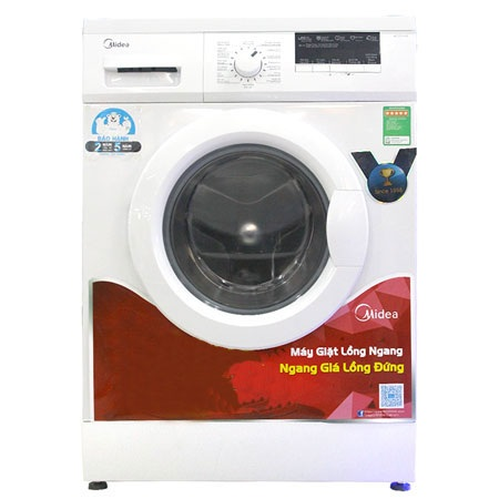 Máy Giặt Cửa Ngang Midea MFG80-1200 - 8Kg
