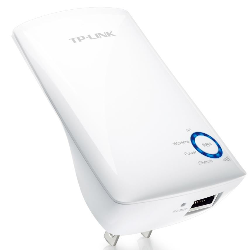 Bộ Kích Sóng Wifi Repeater 300Mbps TP-Link TL-WA850RE - Hàng Chính Hãng