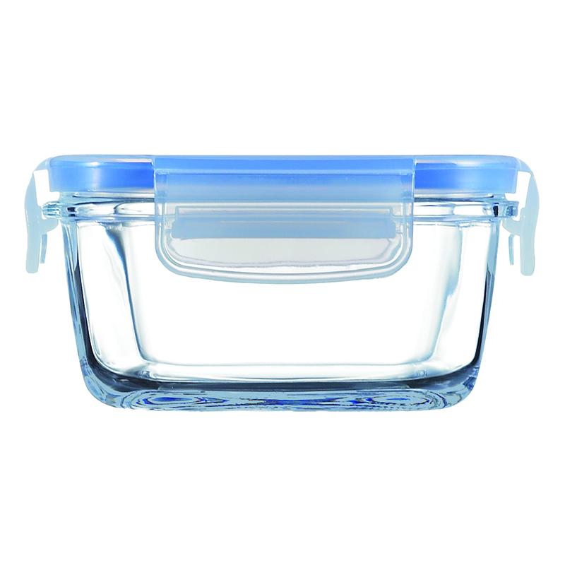 Hộp Thủy Tinh Luminarc Pure Vuông G3182 - 1.22L