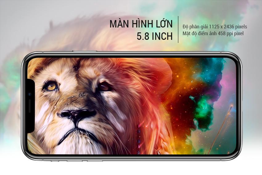 Điện Thoại iPhone X 256GB - Hàng Nhập Khẩu