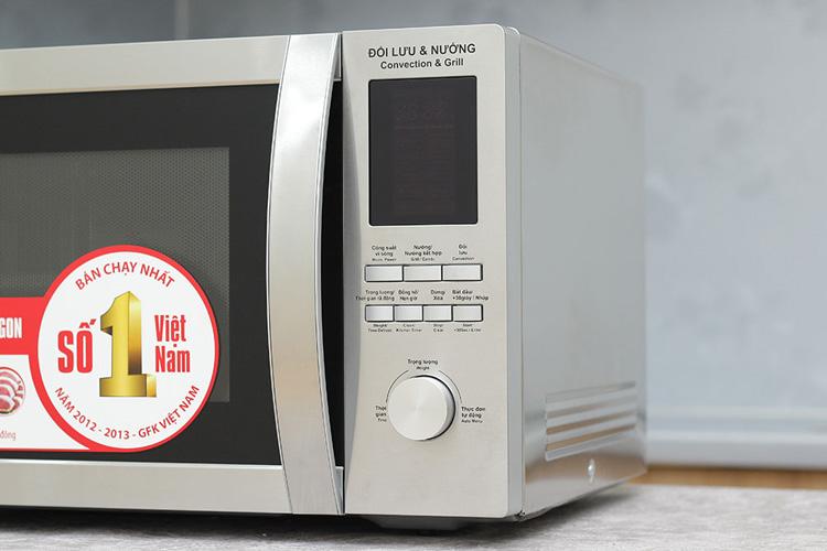 Lò Vi Sóng Có Nướng Sharp R-C932VN(ST) - 32L