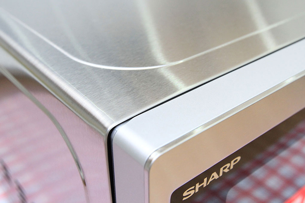 Lò Vi Sóng Điện Tử Có Nướng Sharp R-G620VN-ST (20L) - Hàng chính hãng