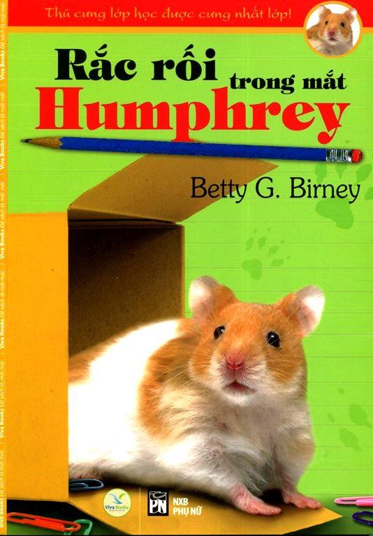 Thú Cưng Lớp Học Được Cưng Nhất Lớp – Rắc Rối Trong Mắt Humphrey