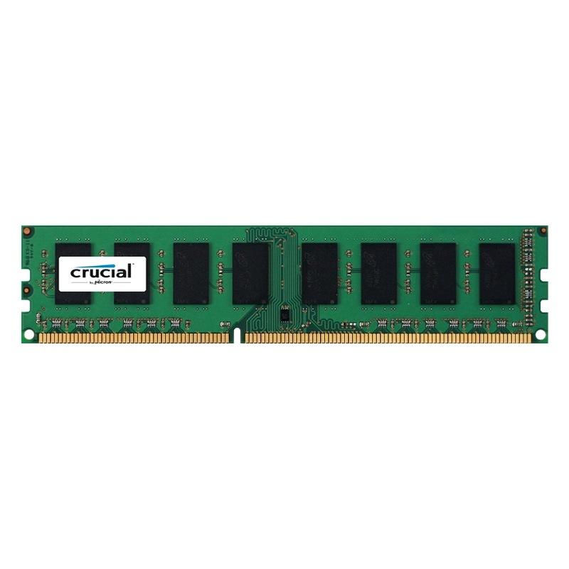 RAM PC DDR3 Crucial Premium 2GB - Hàng Chính Hãng