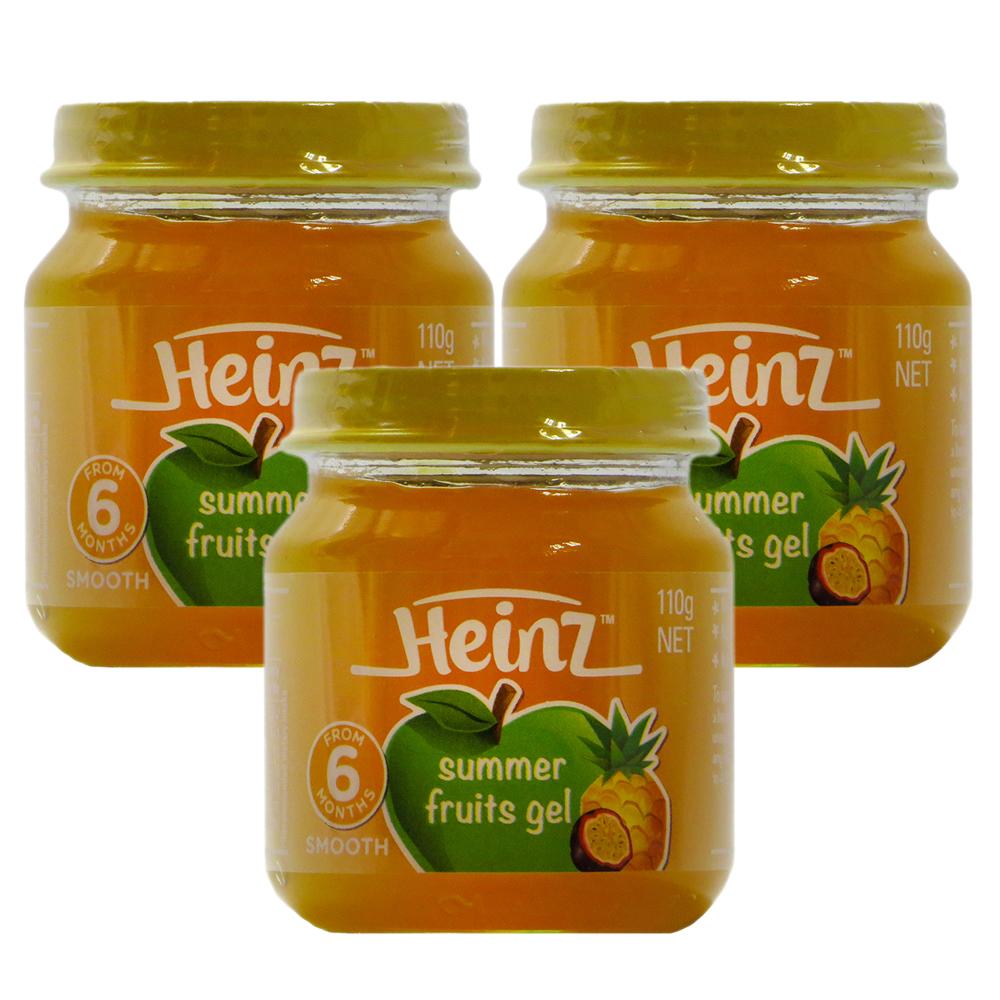 Gel Trái Cây Mùa Hè Heinz A/A (110g)