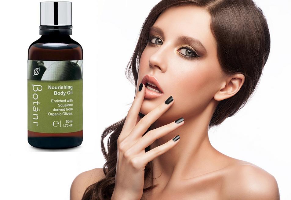 Tinh Dầu Dưỡng Thể Botani Nourishing Body Oil BPSO006 (50ml)