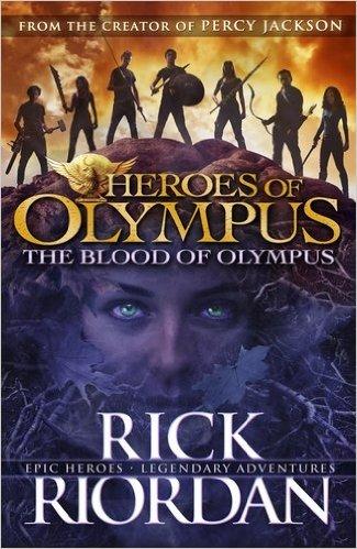 The Blood Of Olympus: Heroes Of Olympus Book 5 (Paperback)