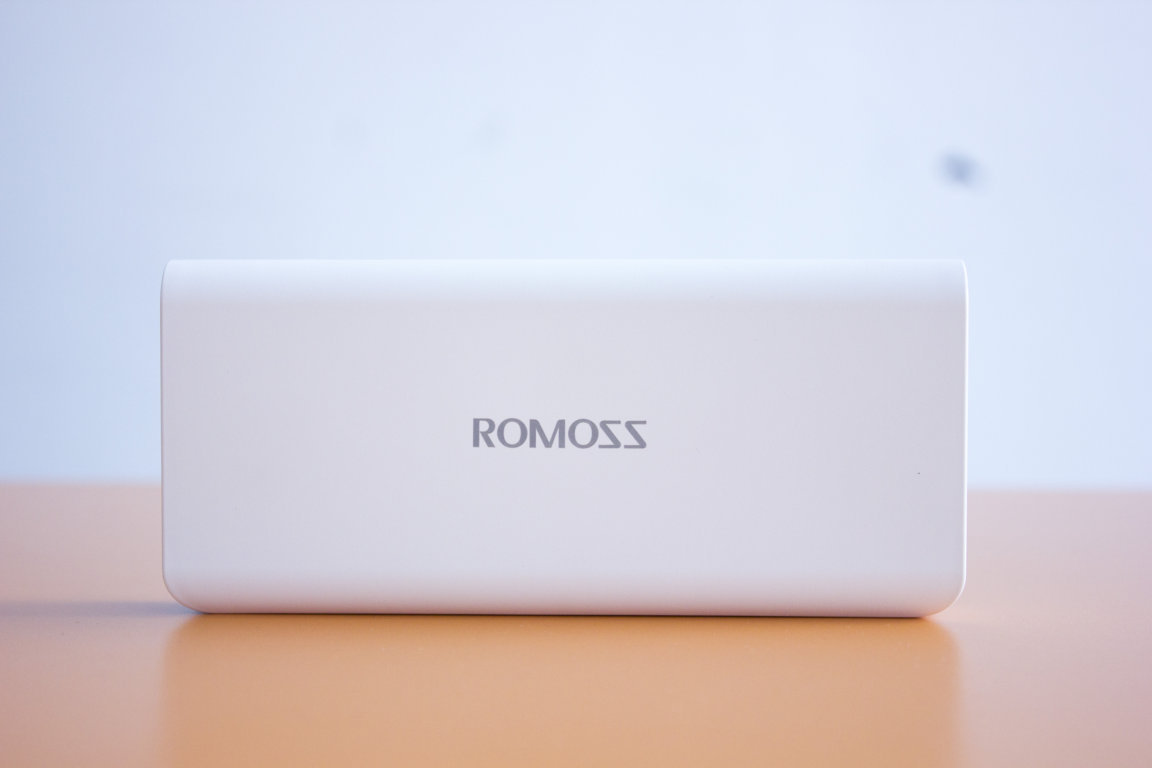 Pin Sạc Dự Phòng Romoss Sense 4