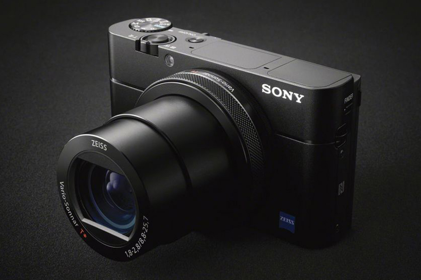 Máy Ảnh Sony Cyber-shot RX100 V