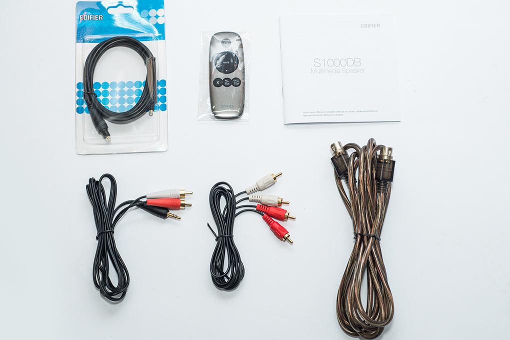 Loa Bluetooth Edifier S1000DB 2.0 Hi-Fi 120W - Hàng Chính Hãng