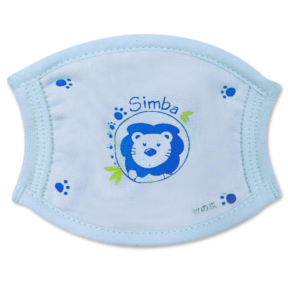 Khẩu Trang Bột Tre Cho Bé Simba S1030 (10.5 x 9 cm) - 7909322401591,62_306836,65000,tiki.vn,Khau-Trang-Bot-Tre-Cho-Be-Simba-S1030-10.5-x-9-cm-62_306836,Khẩu Trang Bột Tre Cho Bé Simba S1030 (10.5 x 9 cm)