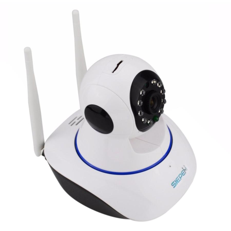 Camera IP Wifi Siepem S6211W HD 720P - Hàng Chính Hãng