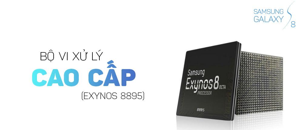 Samsung Galaxy S8 (64GB) - Hàng Chính Hãng