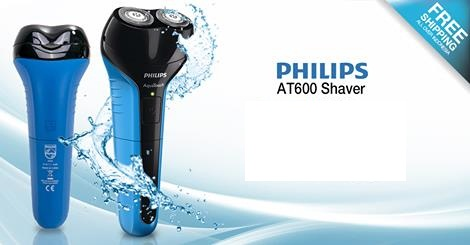 Máy Cạo Râu Nam Philips AT600