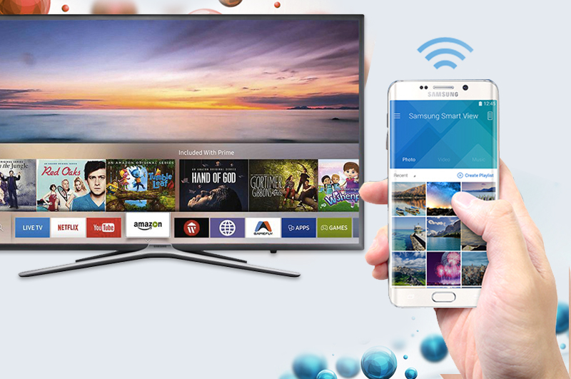 Smart Tivi Samsung UA40K5500 40 inch