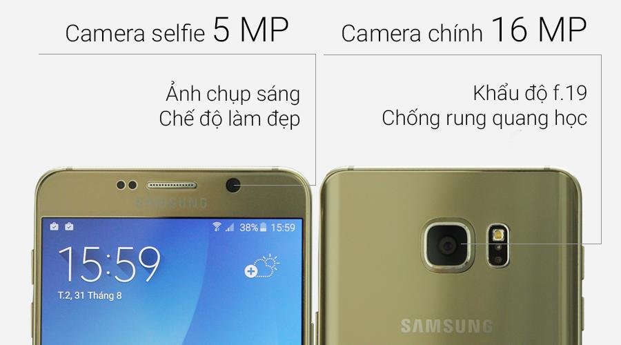 Điện Thoại Samsung Galaxy Note 5 - Hàng nhập khẩu
