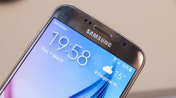 Samsung Galaxy S6 - 5.1 inch/4 nhân x 1.5GHz + 4 nhân x 2.1GHz/32GB/16.0MP/2550mAh