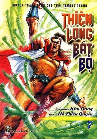 Thiên Long Bát Bộ 7-8