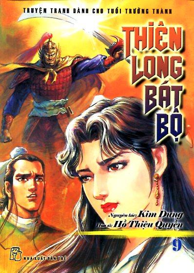 Thiên Long Bát Bộ 9-10