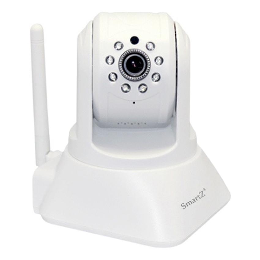 Camera IP SmartZ SCX1001 - Trắng - Hàng Chính Hãng