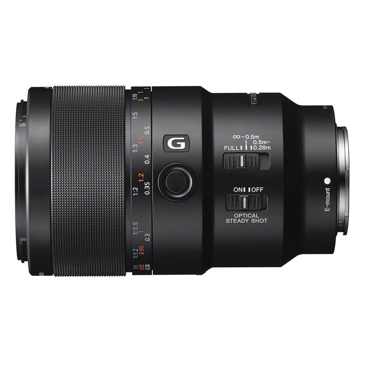 Lens Sony FE 90mm F/2.8 Macro G OSS FE 90mm f/2.8 Macro G OSS (Chính Hãng)
