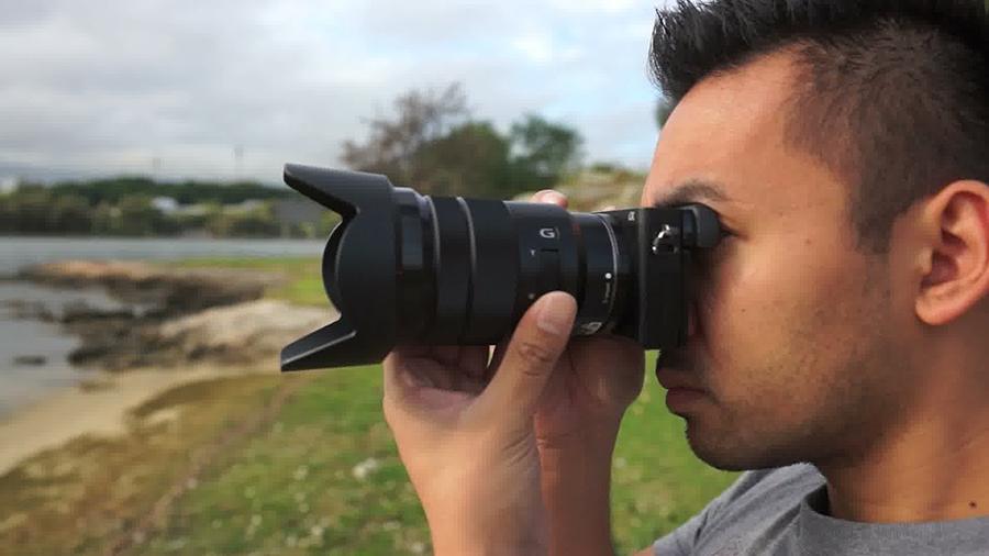 Lens Sony SEL50F18F (50mm F1.8)