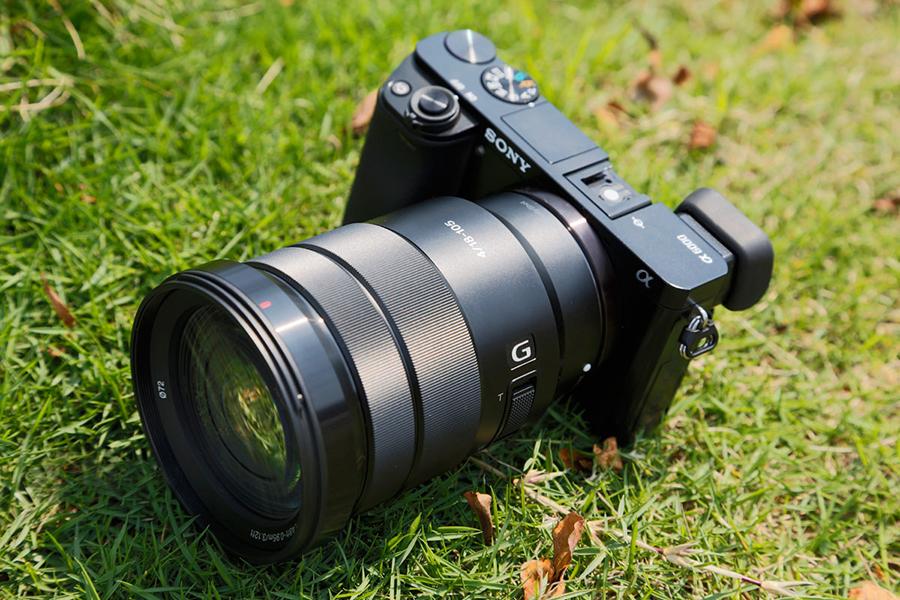 Lens Sony E PZ 18–105 mm F4 G OSS