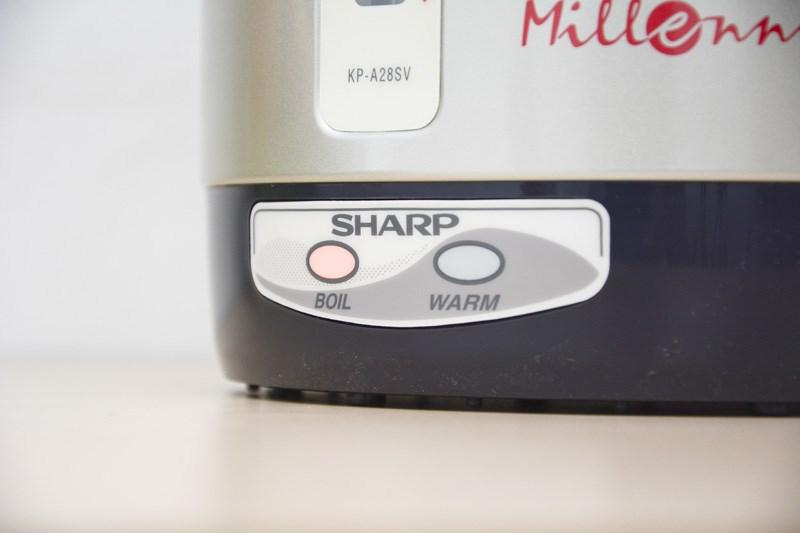 Bình Thủy Điện Sharp KP-A28SV - Hàng chính hãng
