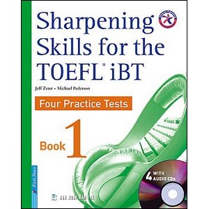 Sharpening Skill For The Toefl IBT 1 (Kèm 4CD) ( Tái bản)