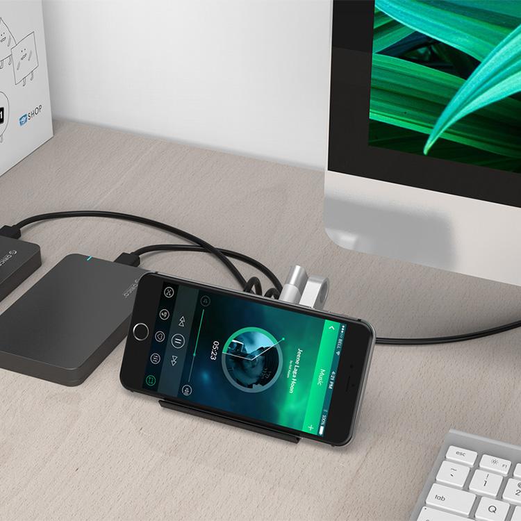 Hub USB 3.0 Orico 4 Cổng SHC-U3