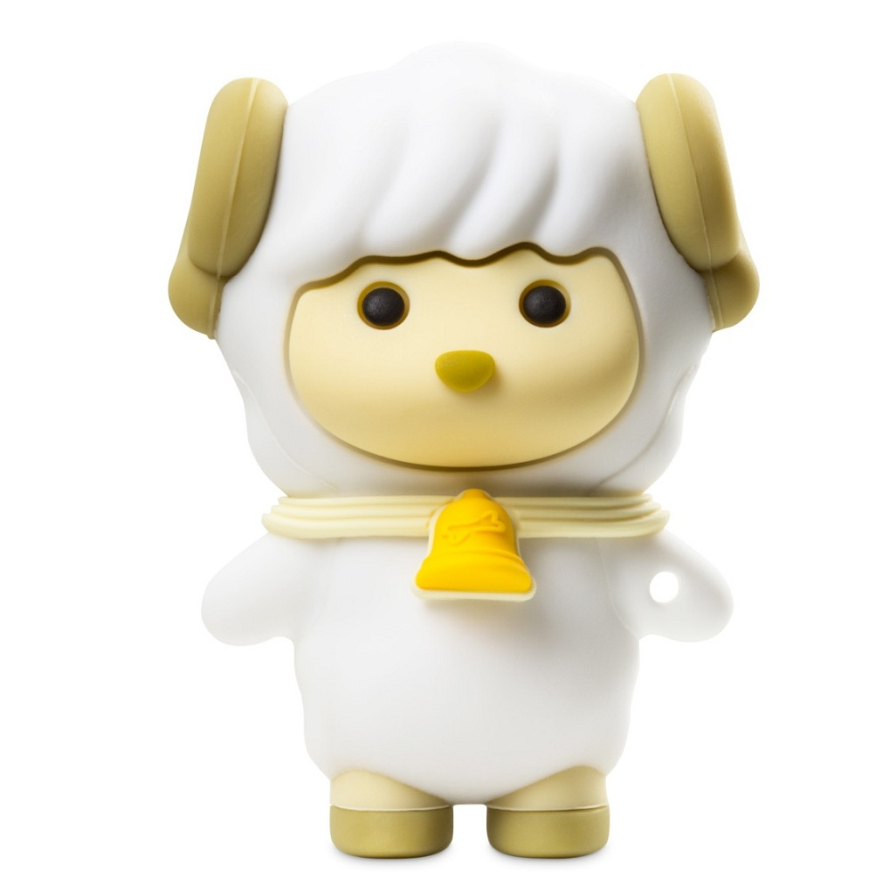 USB Bone Sheep 8GB - USB 2.0