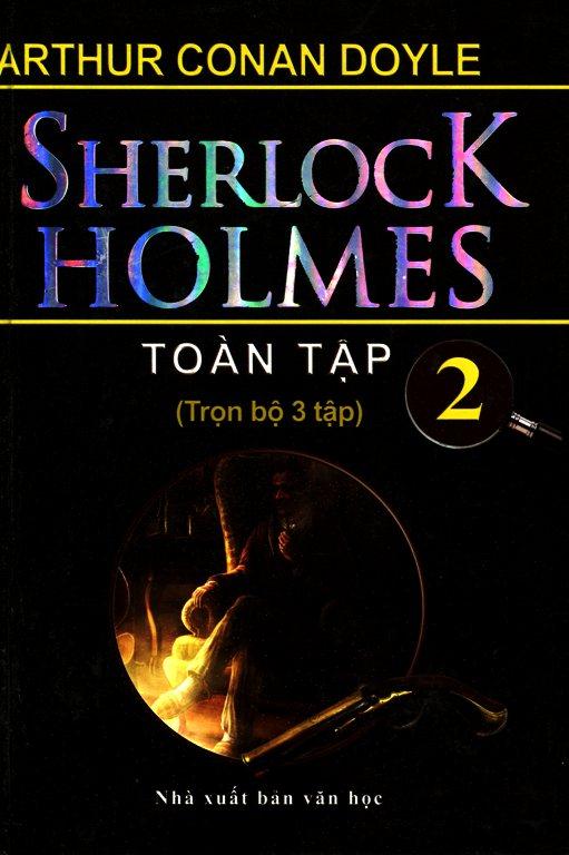 Sherlock Holmes (Tập 2) - Bìa Cứng