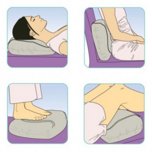 Gối Massage Shiatsu Bremed BD7001
