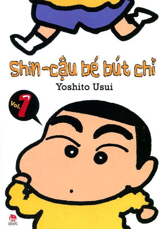Shin - Cậu Bé Bút Chì (Tập 1) - Tái Bản 2015