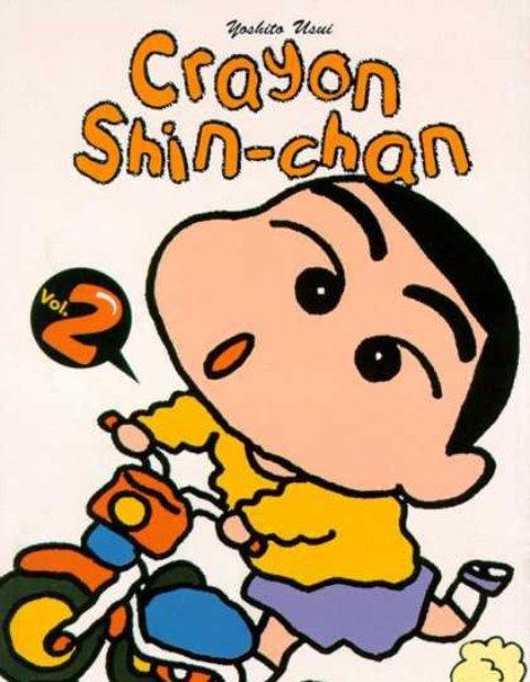 Shin - Cậu Bé Bút Chì (Tập 2) - 8935036648051,62_33314,16000,tiki.vn,Shin-Cau-Be-But-Chi-Tap-2-62_33314,Shin - Cậu Bé Bút Chì (Tập 2)
