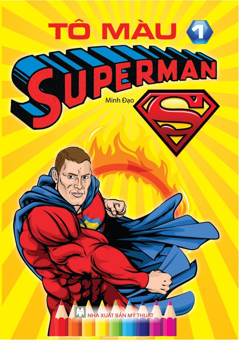 Tô Màu Superman (Tập 1) - 8935236403931,62_140309,12000,tiki.vn,To-Mau-Superman-Tap-1-62_140309,Tô Màu Superman (Tập 1)