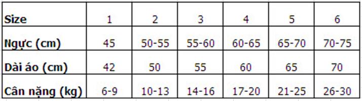 Đầm Tùng Xòe In Cây Cỏ Cuckeo HC 600 - Kem (1 - 6 Tuổi)