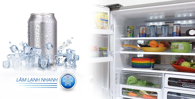 Tủ Lạnh Inverter Sharp SJ-FX630V-ST (556L) - Bạc = 16.890.000 ₫