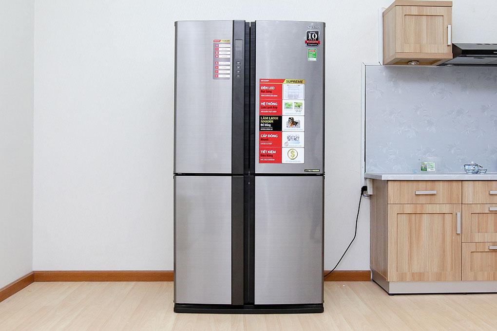 Tủ Lạnh Inverter Sharp SJ-FX630V-ST (626L)