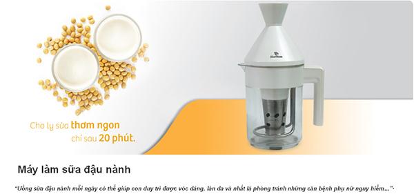 Máy Làm Sữa Đậu Nành Bluestone SMB-746 – 1.2 Lít