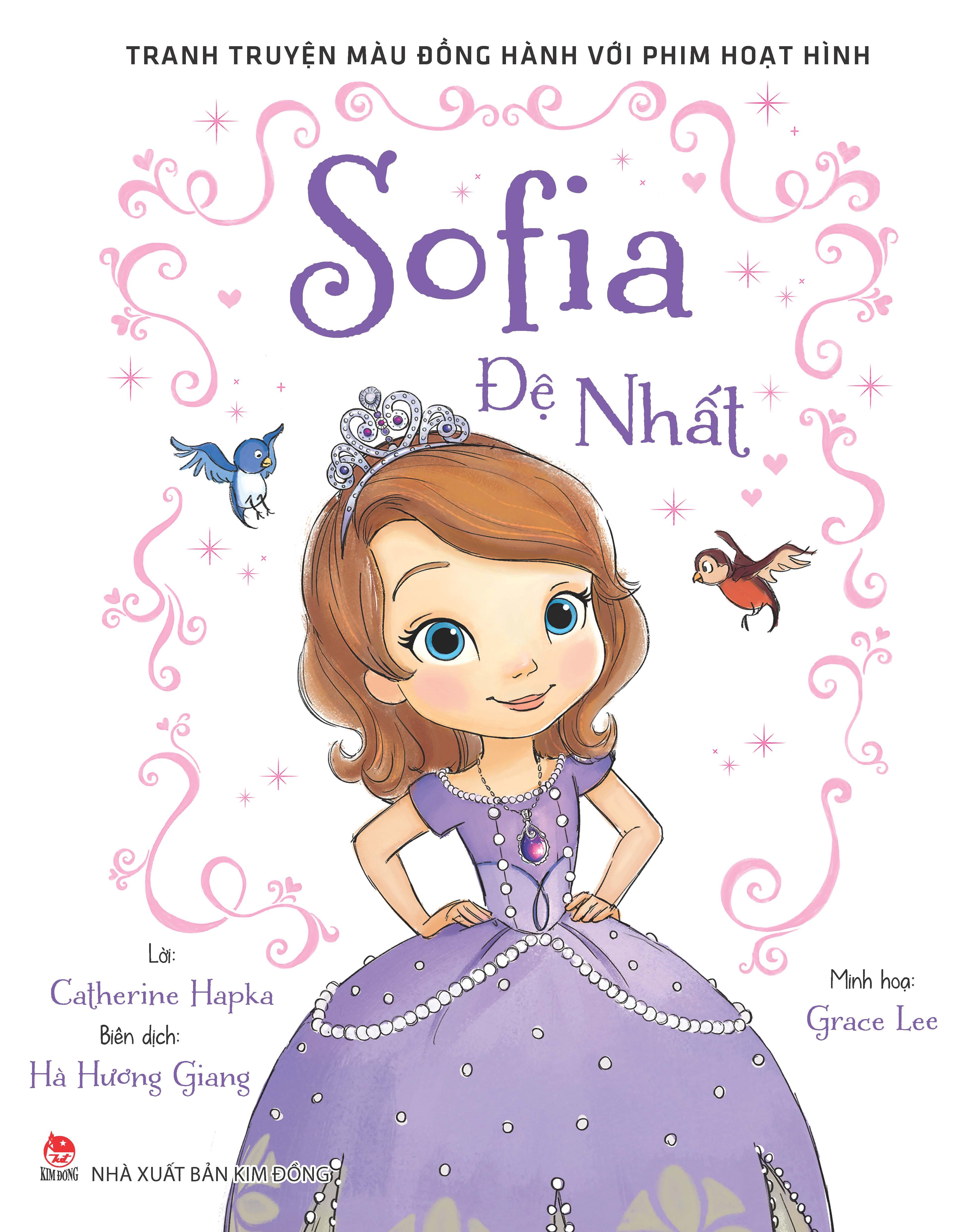 Sofia The First - Sofia Đệ Nhất