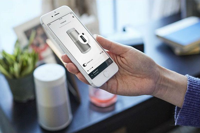 Loa Bluetooth Bose SoundLink Revolve+ - Hàng Chính Hãng