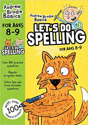 Let's Do Spelling For Ages 8 - 9