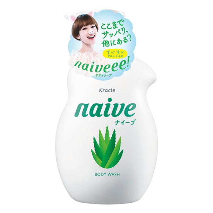 Sữa Tắm Lô Hội Naïve 530ml