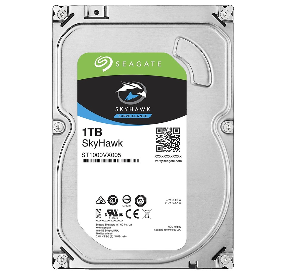 Ổ Cứng Trong Video Seagate 1TB/64MB/3.5 - ST1000VX005